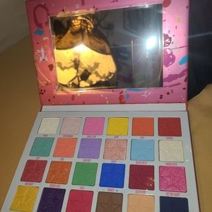 Jeffree Star Makeup - Jeffree Star Jawbreaker Pallet